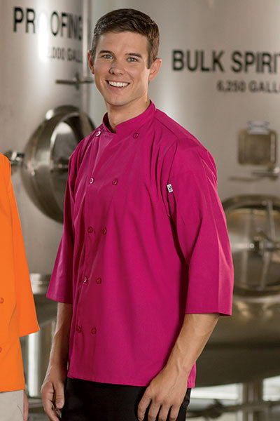 Epic 3/4 Sleeve Chef Shirt - The Chef Hat - 4
