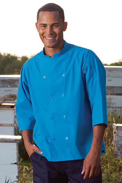 Epic 3/4 Sleeve Chef Shirt - The Chef Hat - 5