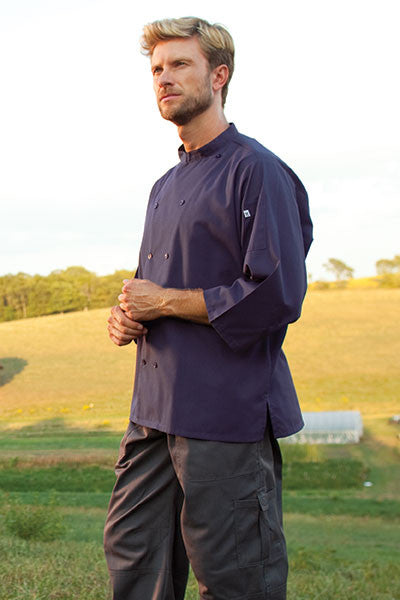 Epic 3/4 Sleeve Chef Shirt - The Chef Hat - 8