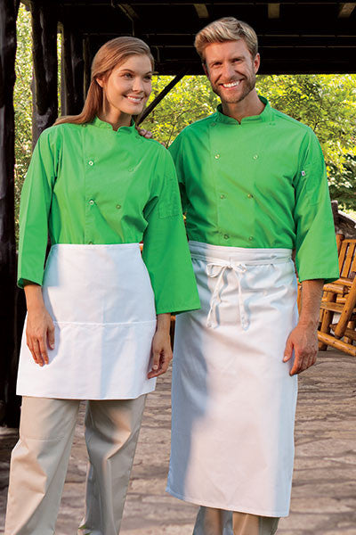 Epic 3/4 Sleeve Chef Shirt - The Chef Hat - 6