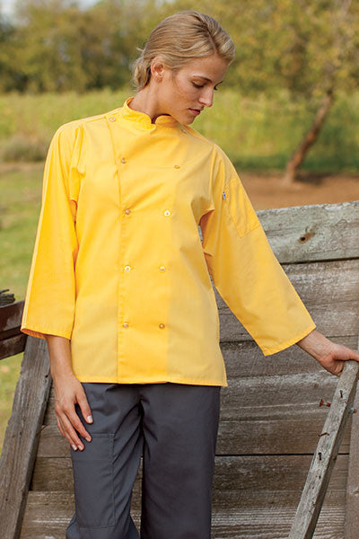 Epic 3/4 Sleeve Chef Shirt - The Chef Hat - 7