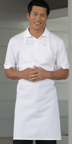 Mid-Length Bib Apron - The Chef Hat - 1