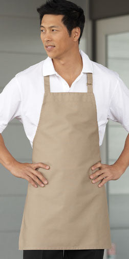 Adjustable Bib Apron - The Chef Hat