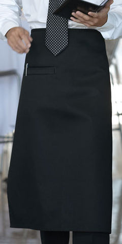 Inset Pocket Bistro Apron - The Chef Hat
