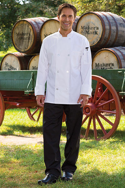Classic Baggy Chef Pants - The Chef Hat - 2