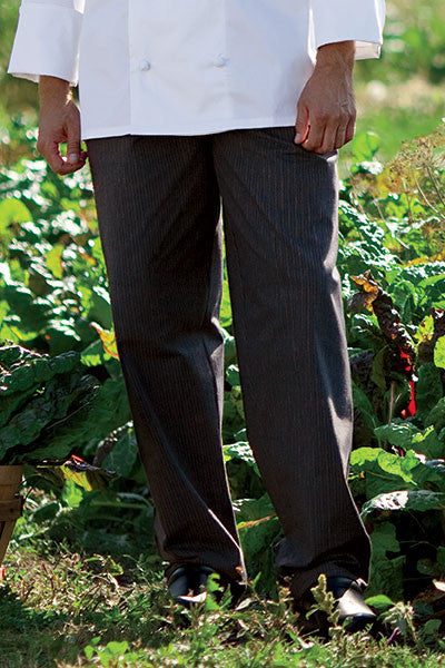 Yarn Dyed Baggy Chef Pants - The Chef Hat - 2