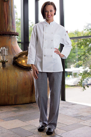 Women's Chef Pants - The Chef Hat - 1