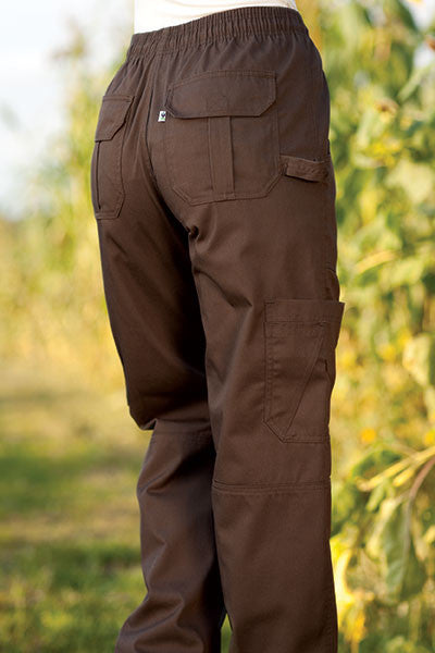 The Grunge Cargo Chef Pant - The Chef Hat - 3