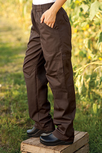 The Grunge Cargo Chef Pant - The Chef Hat - 2