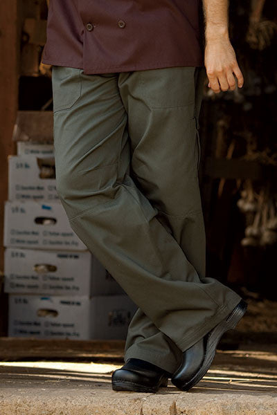 The Grunge Cargo Chef Pant - The Chef Hat - 4