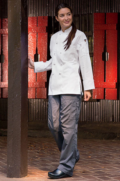 The Grunge Cargo Chef Pant - The Chef Hat - 7