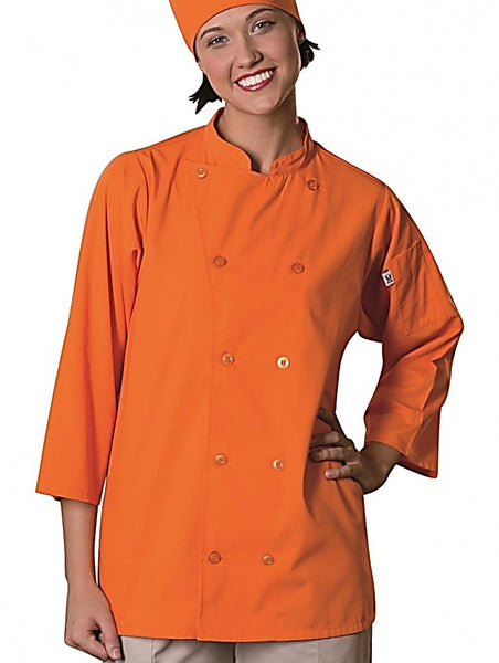 Epic 3/4 Sleeve Chef Shirt - The Chef Hat - 1