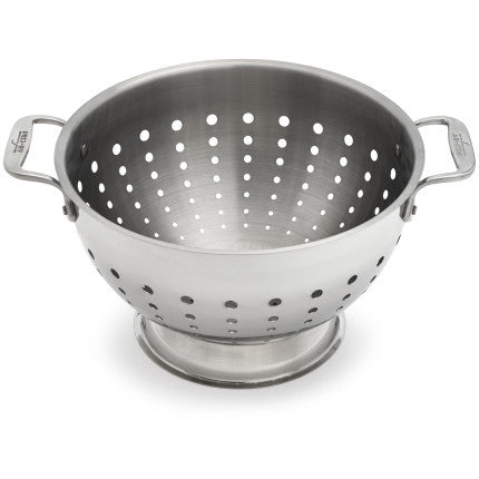 All-Clad® Stainless Steel Colander - The Chef Hat