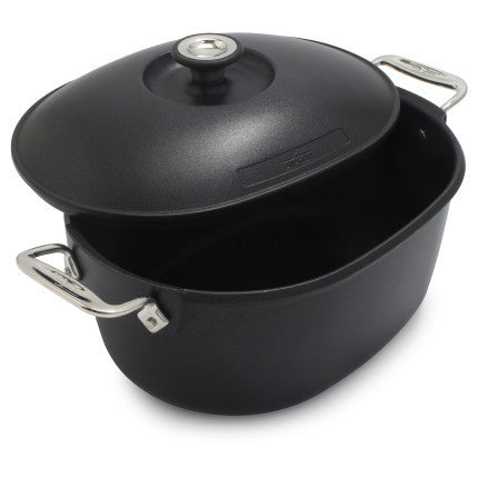 All-Clad Cast-Aluminum Nonstick Dutch Oven - The Chef Hat