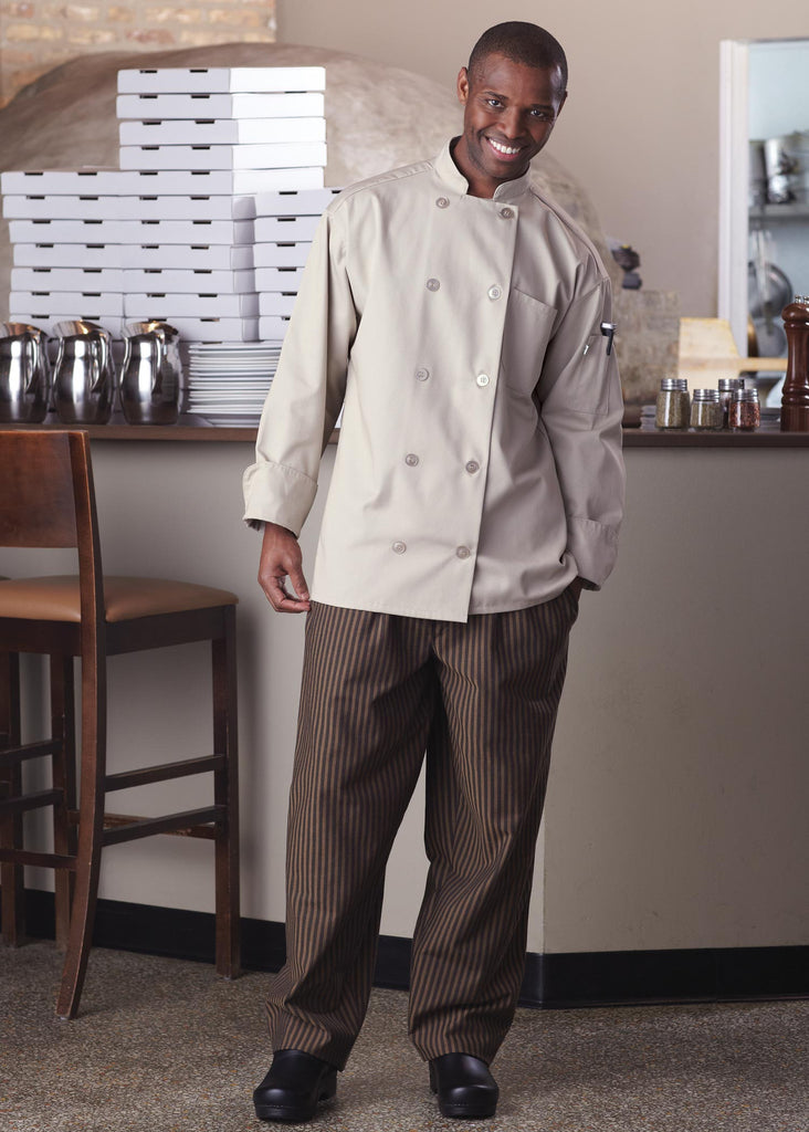 Orleans Chef Coat by Uncommon Threads™ - The Chef Hat - 1
