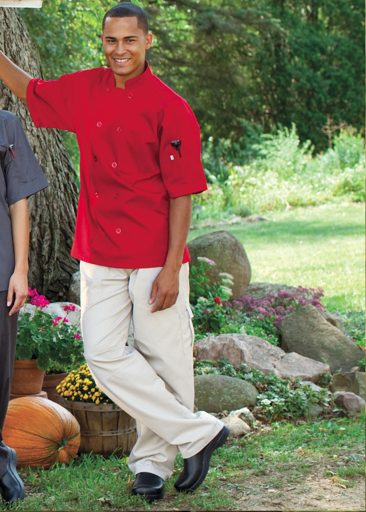 The Grunge Cargo Chef Pant - The Chef Hat - 1