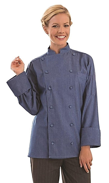 Santa Fe Chef Coat by Uncommon Threads™ - The Chef Hat - 1
