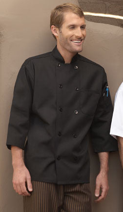 3/4 Sleeve Chef Coat by Uncommon Threads™ - The Chef Hat - 2