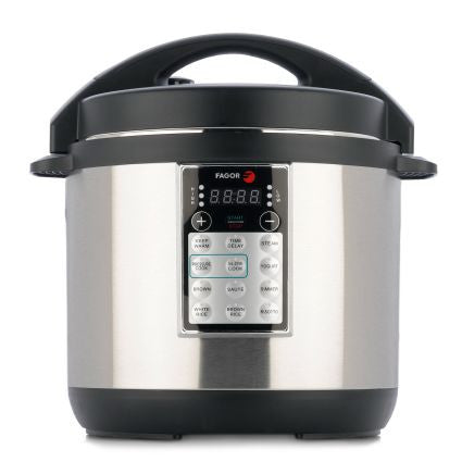 Fagor Lux Multicooker, Black - The Chef Hat