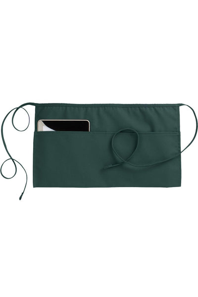 Waist Apron with 3 Section Pockets - The Chef Hat - 9
