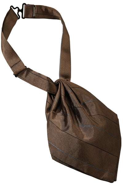 Women's Pinstripe Tulip Ascot - The Chef Hat - 2