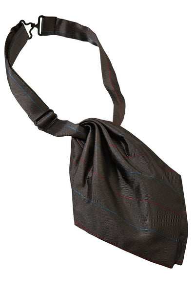 Women's Pinstripe Tulip Ascot - The Chef Hat - 3
