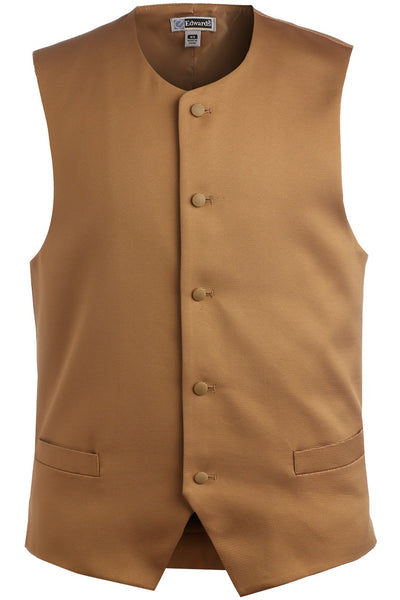 Edwards Garment Men's Bistro Vest - The Chef Hat - 2