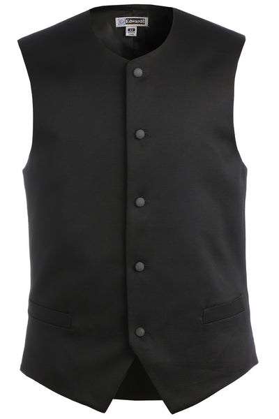 Edwards Garment Men's Bistro Vest - The Chef Hat - 1