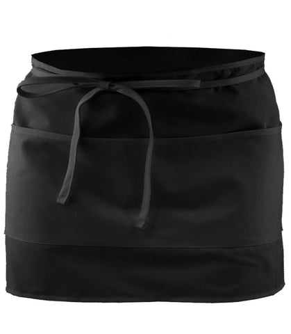 Half Waist 2-Section Pocket Apron - The Chef Hat - 1