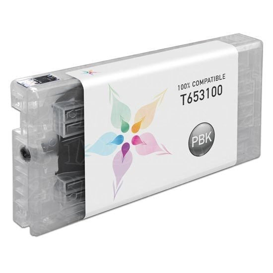 Epson Ultrachrome Ink for the Epson Stylus Pro 4900 Inkjet Printer (Black, 200ml) - CoolGraphicStuff.com