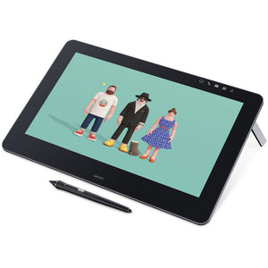 Wacom Cintiq Pro 16 Creative Pen & Touch Display  - DTH1620K0 - CoolGraphicStuff.com