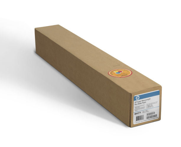 "HP Heavyweight Coated Paper 60"" x 225 ft, White - Q1957A"