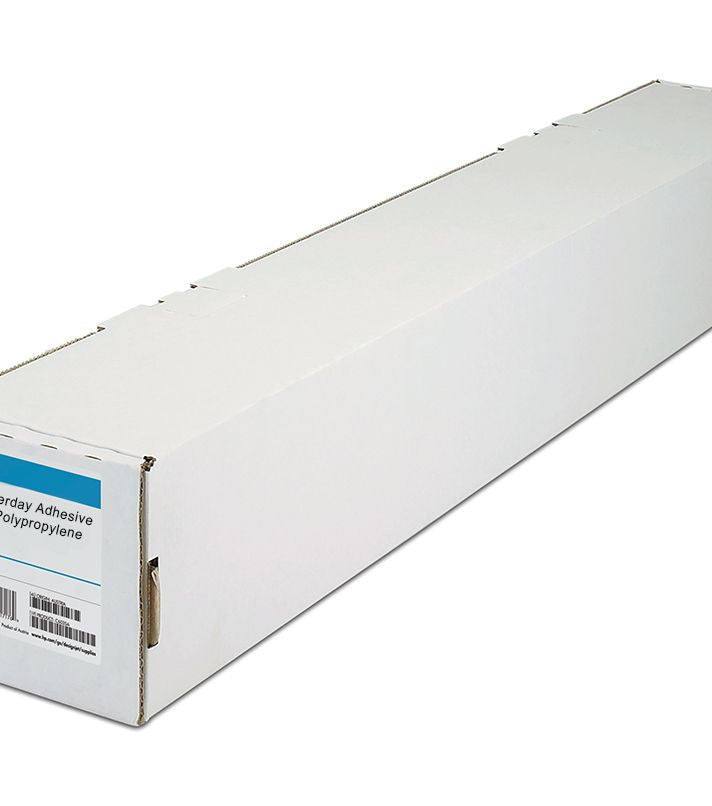 "HP 60"" x 75 ft, Everyday Adhesive Matte Polypropylene - CG826A"