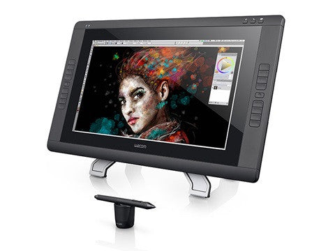 Wacom Cintiq 22HD Touch - Factory Refurbished - UDTH2200
