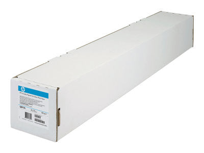 C6977C - HP Heavyweight Coated Paper 1 ROLL 60 IN X 100 FT LF HEAVYWEIGHT COATED PAPER Wide Format Paper Matte Bright White - CoolGraphicStuff.com