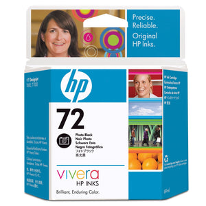 HP 72 C9397A Photo Black Ink Cartridge