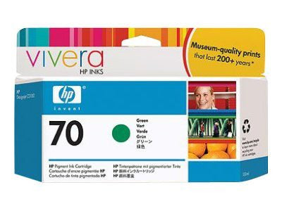 HP 70 Green Ink Cartridge - C9457A
