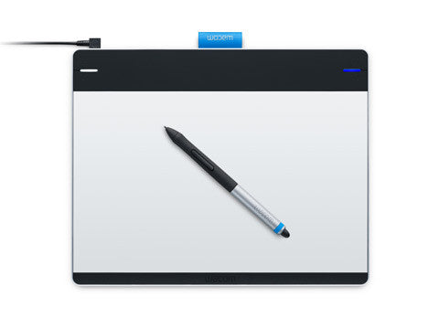 Wacom Intuos - Creative Pen & Touch Tablet - Small (CTH480) - CoolGraphicStuff.com
