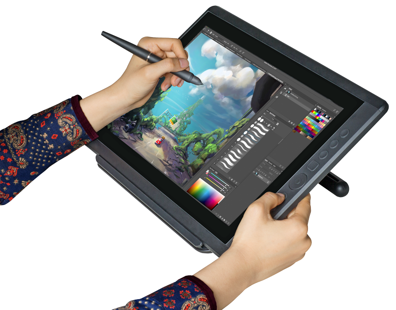 Artisul D16 – 15.6″ LCD Drawing Tablet - MFR# D1600, SP1601
