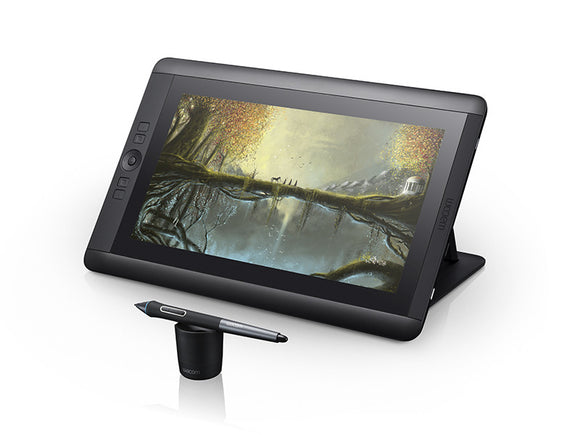 Wacom Cintiq 13HD Creative Pen & Touch Display DTH1300K - CoolGraphicStuff.com