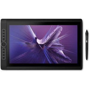 Wacom MobileStudio Pro 16 Black 15.6in 1 Year Warranty i7-8559U/16/512GB - DTHW1621HK0A - CoolGraphicStuff.com