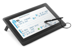 Wacom DTK-1660EK0A Signature Pen Display Tablet - DTK1660EK0A - CoolGraphicStuff.com