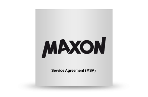 Maxon CINEMA 4D Broadcast MSA - Annual Maintenance (Download): MSA-N-BE