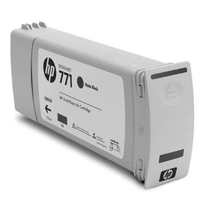 HP 771 Matte Black Ink Cartridge - CE037A - CoolGraphicStuff.com