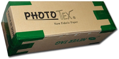 Photo Tex PSA Fabric - Removable Aqueous Adhesive Fabric 24in x 100ft - PT24100,  PT-24100