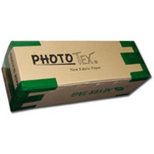 Photo Tex PSA Fabric - Aqueous 42in x 100ft 42in x 100ft - 1 Roll (3 inch Core)  - PT42100 - CoolGraphicStuff.com