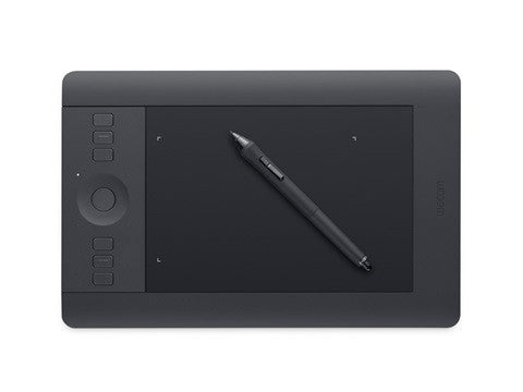 Wacom Intuos Pro - Professional Pen & Touch Tablet - Small PTH451