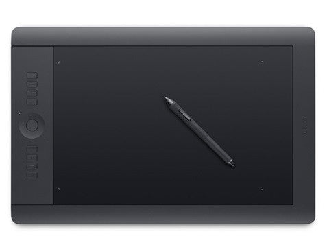 Wacom Intuos Pro Professional Pen & Touch Tablet Large (PTH851)