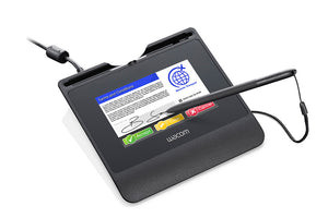 "Wacom STU-540, 4.3"" x 2.6"" Color LCD Signature Pad w/ VCP support - STU540 - CoolGraphicStuff.com"