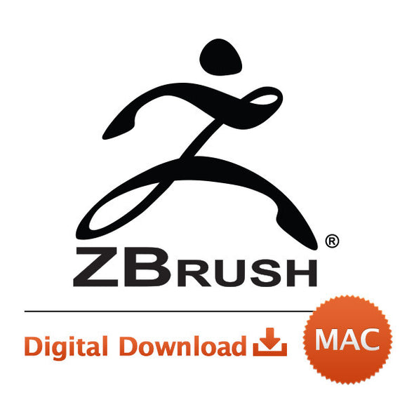 Pixologic  ZBrush 4R7 - MAC (Single User License) - CoolGraphicStuff.com